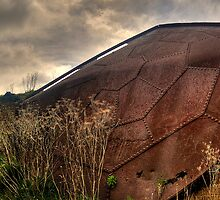 Goliaths Shield  # 2 - Furnace Park, Lithgow NSW Australia - The HDR Exxperience by Philip Johnson