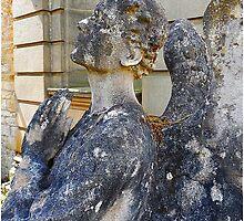 Weeping Angel by Veterisflamme