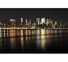 Gotham City  Photographic Print