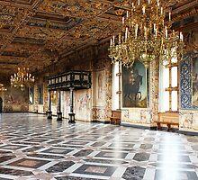 Frederiksborg Castle Interior, DENMARK by Atanas Bozhikov Nasko