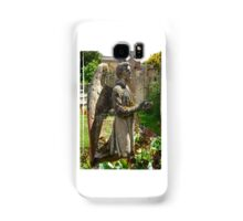 Weeping Angel 2, Castle Ashby Samsung Galaxy Case/Skin