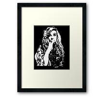 Mia Swier - Black & White Framed Print
