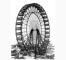 Vintage Ferris Wheel Chicago Fair Unisex T-Shirt