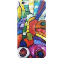 Super Nova Abstract iPhone Case/Skin