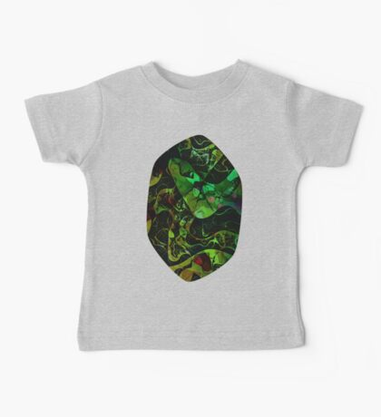Abstract DM 03 Baby Tee