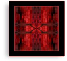 The Red Shawl Canvas Print
