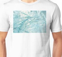 Dew Drops and Bokeh Unisex T-Shirt
