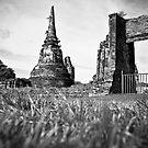 Ayutthaya by lokanin