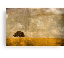 Lone Canvas Print