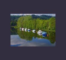 River Dart at Totnes (2) Unisex T-Shirt
