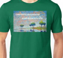 BESIDE THE STILL WATERS Unisex T-Shirt