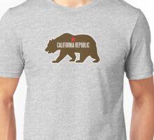 California Republic Unisex T-Shirt