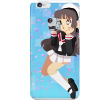 Sakura's wind iPhone Case/Skin