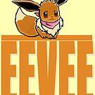 Eevee by JoshL09
