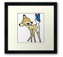 Bambi x Life is Strange Framed Print