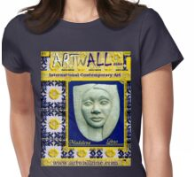 Published on Artwallzine n°26  Womens Fitted T-Shirt