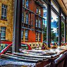 Bristol Cafe by Nigel Bangert