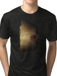 Leliana's Song English Tri-blend T-Shirt