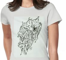 Black Eternity Womens Fitted T-Shirt