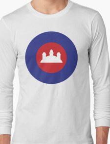 Cambodian Roundel Long Sleeve T-Shirt
