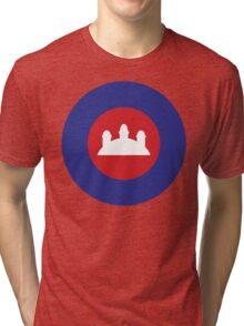 Cambodian Roundel Tri-blend T-Shirt