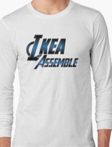 IKEA Assemble Long Sleeve T-Shirt