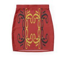 Dancing Ribbons #2 Mini Skirt