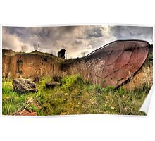 Goliaths Shield - Furnace Park, Lithgow NSW Australia - The HDR Exxperience Poster