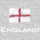 Come on England! by scampuk