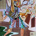 Alice in Wonderland by Sally Sargent