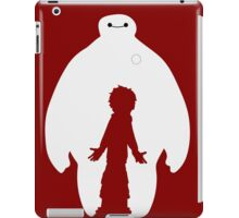 Baymax and Hiro iPad Case/Skin