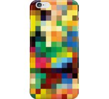 Colorful Pixels iPhone Case/Skin