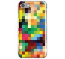 Colorful Pixels iPhone Case/Skin