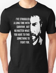 The Last of Us - Something to Fight For T-Shirt