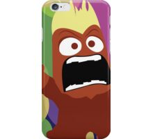 Anger (Inside Out) iPhone Case/Skin