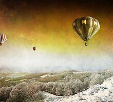 Flight of Fantasy by Dragos Dumitrascu