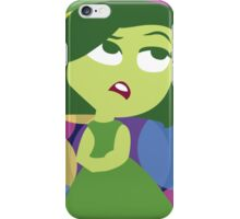 Disgust (Inside Out) iPhone Case/Skin
