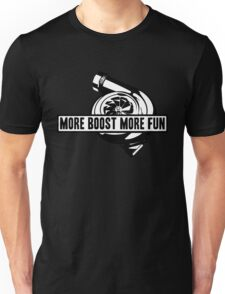 More boost Unisex T-Shirt
