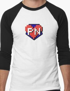 Pegboard Nerds Men's Baseball ¾ T-Shirt