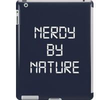 Nerdy By Nature iPad Case/Skin