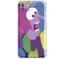 Fear (Inside Out) iPhone Case/Skin