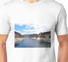 View from Hoover Dam Unisex T-Shirt