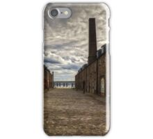 Waterfront Lane iPhone Case/Skin