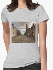 Waterfront Lane Womens Fitted T-Shirt