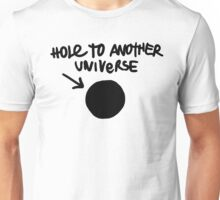 Hole To Another Universe Graffiti (Life is Strange)-- Level Unisex T-Shirt