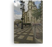 St. Stefan's Cathedral, Exterior Metal Print