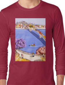 Into your heart Long Sleeve T-Shirt