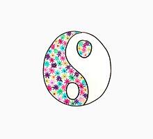 Flower Yin Yang Unisex T-Shirt