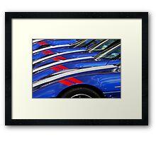 Grand Sport Framed Print