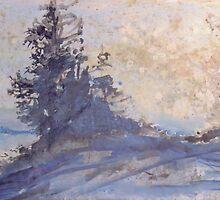 Pine LIght by John Fish
